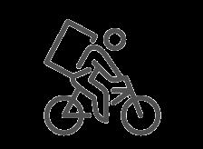 cykelbud cykel